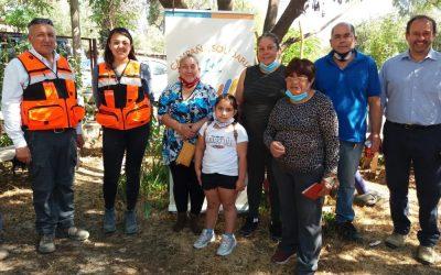 Campaña 1+1: Familias de Catemu ya han sido beneficiadas con las Libretas Solidarias