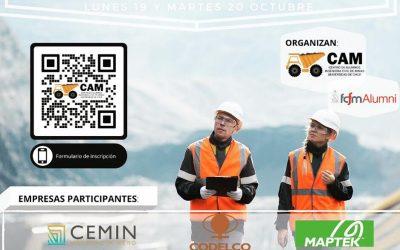 Cemin tuvo activa participación en Feria Laboral Minera 2020